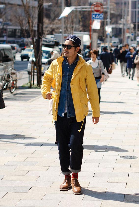 giacca a vento boy