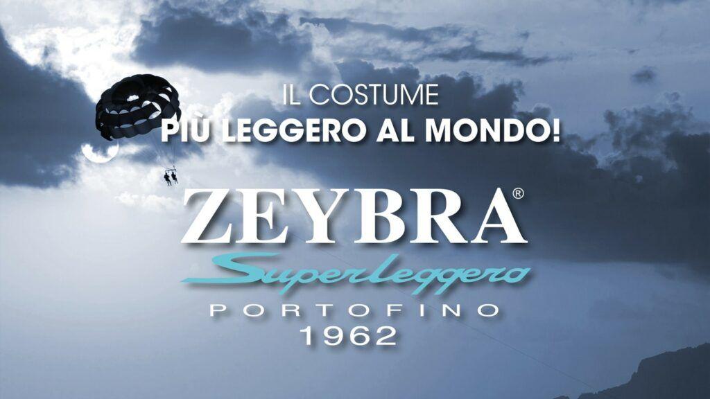 Zeybra il costume più leggero