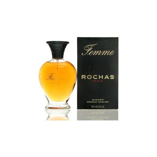 Rochas > Rochas femme eau de toilette 100 ml