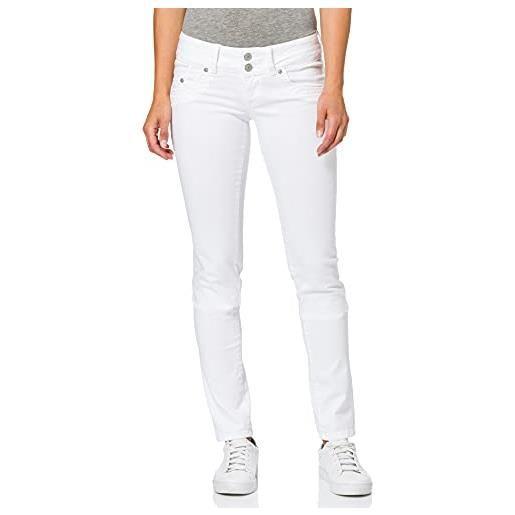 LTB Jeans - molly, jeans da donna, white 100, 38/40 it (25w/30l)