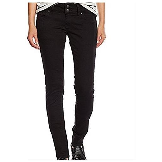 LTB Jeans - molly, jeans donna, black to black wash 4796.0, w26/ l30 (taglia produttore: 26.0)