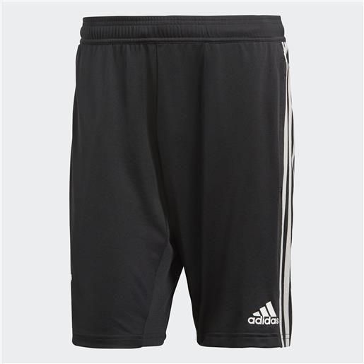 Adidas pantaloncino allenamento germania 18/20 uomo
