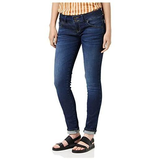LTB Jeans ltb molly jeans slim, grigio (dia wash 51083), w24/l34 donna