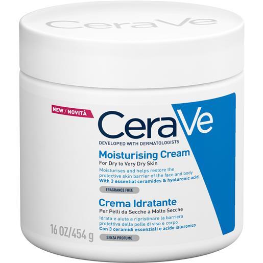 CERAVE (L'Oreal Italia SpA) crema idratante cera. Ve 454ml