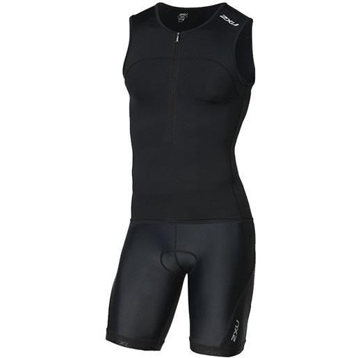 2XU set (maglia + pantaloncino ciclismo) 2XU tri active set (2 articoli), per uomo