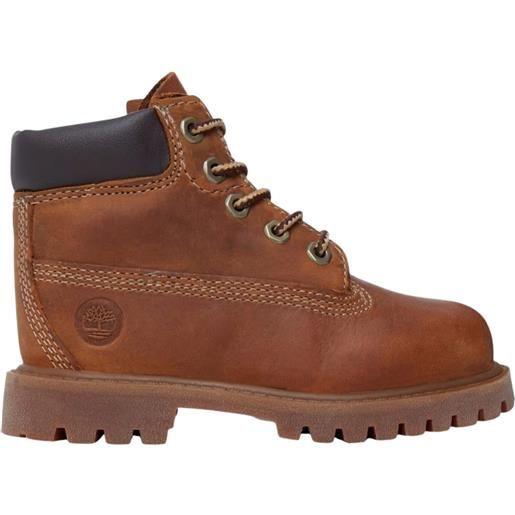 Timberland authentics 6 waterproof boot scarpa bimbo