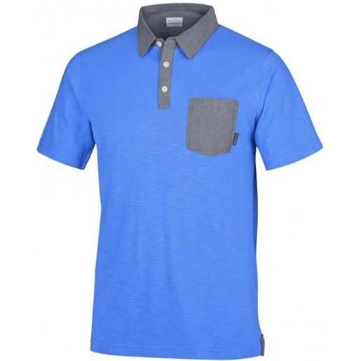 Columbia lookout point novelty polo uomo