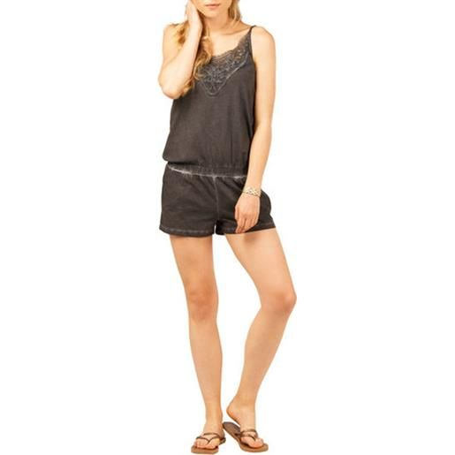 Protest completino Protest acacacia 16 playsuit dark earth