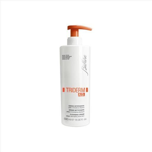 BioNike triderm ad - crema corpo detergente corpo e capelli, 500ml