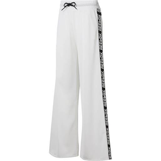 REEBOK pantaloni knit wide myt donna