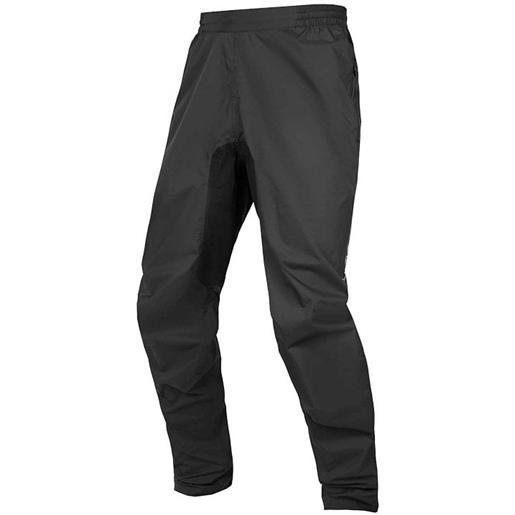 Endura pantaloni antipioggia endura hummvee pantalone antipioggia, per uomo, taglia m,