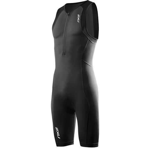 2XU g: 2 active nero body triathlon, per uomo