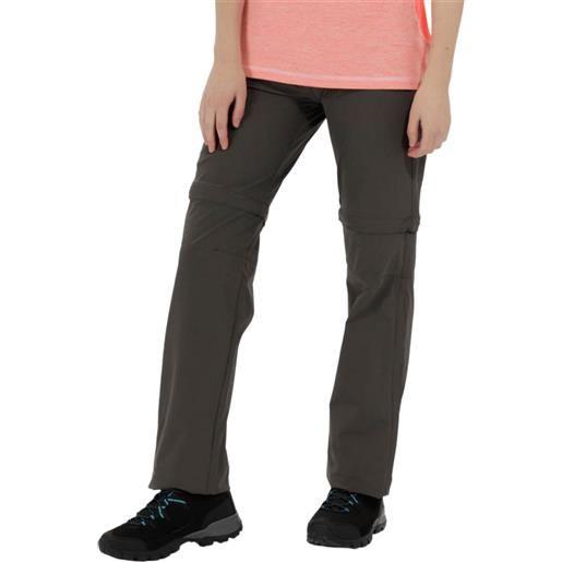 Regatta xert stretch zip off pantalone trekking donna