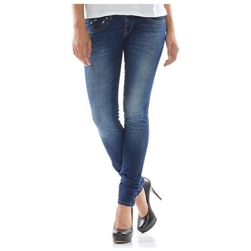LTB Jeans molly slim jeans donna, blu (heal wash 50356), w28/l32