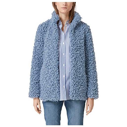 s.Oliver 14.812.52.6868 giubbotto, blu (blue 5277), 44 (taglia produttore: medium) donna