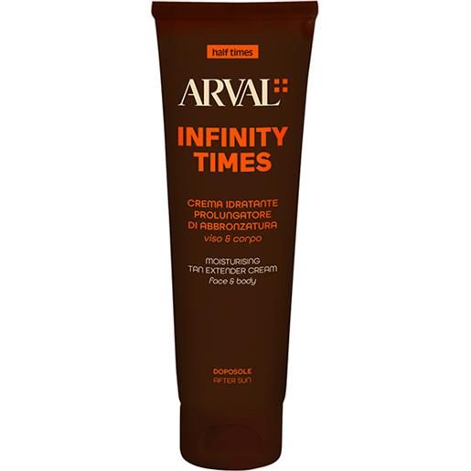 Arval solaire long bronze times doposole 150ml