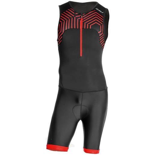 2XU active body triathlon, per uomo, taglia s, abbigliamento triathlon