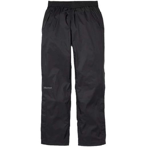 Marmot pantaloni precip eco l black