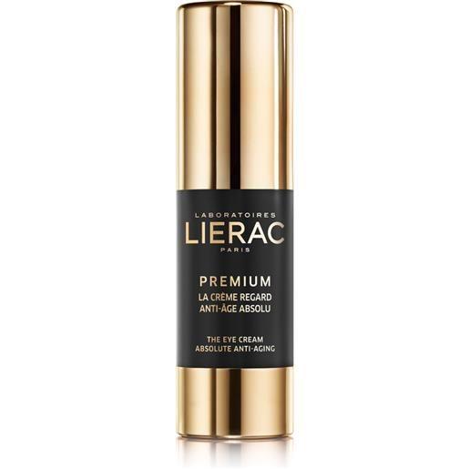 LIERAC (LABORATOIRE NATIVE IT) lierac premium yeux crema contorno occhi anti-età 15 ml
