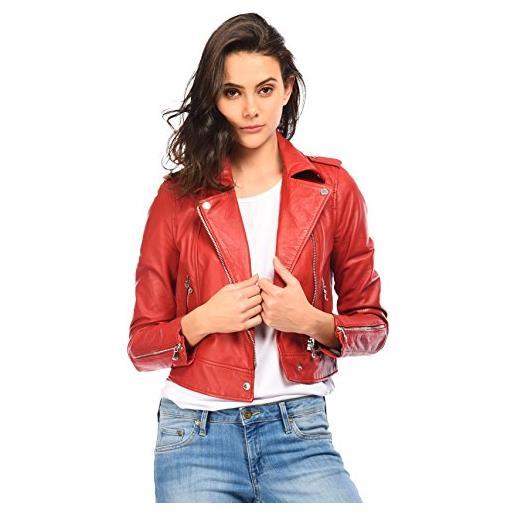 Oakwood yoko giacca, rosso (rouge 538), medium donna