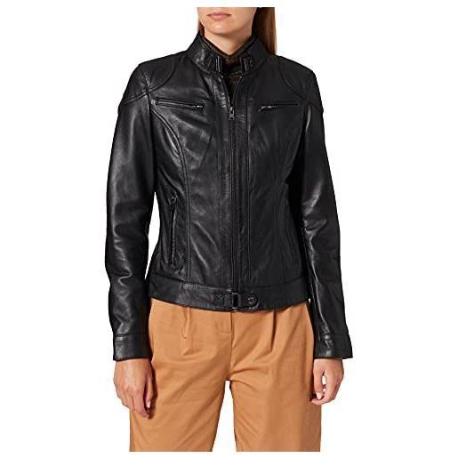 Oakwood lina giacca, marrone (cognac 0507), medium donna