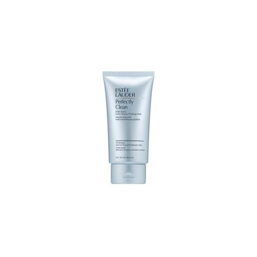 Estee lauder perfectly clean multi-action creme cleanser/moisture mask 150 ml - detergente e maschera