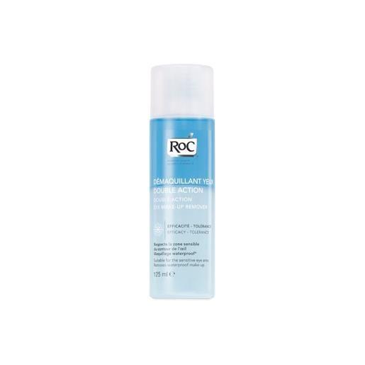 RoC linea detergenza viso struccante occhi bifasico delicato doppia azione 125ml