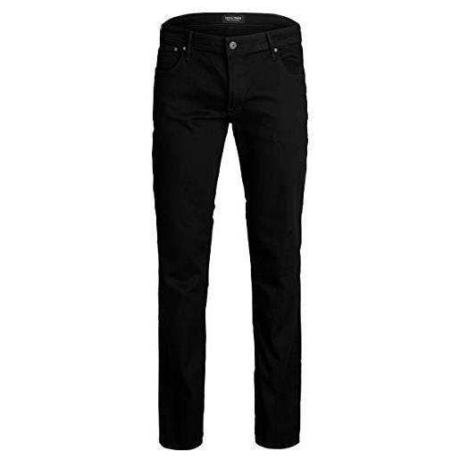 JACK & JONES jjitim jjoriginal am 814 plus noos jeans slim, blu, w40/l32 (taglia produttore: 40) uomo