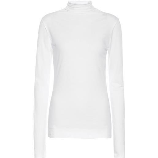 Velvet lupetto talisia in jersey di cotone
