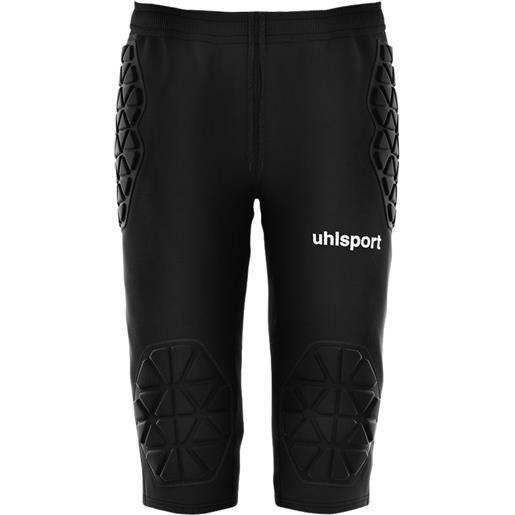 Uhlsport anatomic goalkeeper longshorts 3/4 pantalone portiere uomo
