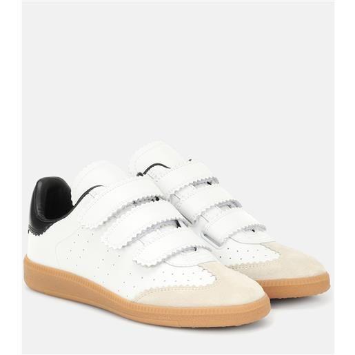Isabel Marant sneakers beth in pelle e suede