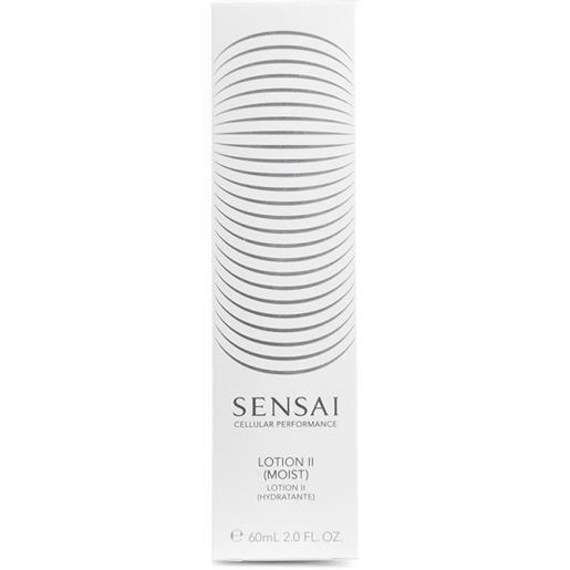 KANEBO sensai cellular performance lotion ii(moist) lozione ricca tonico viso 60 ml