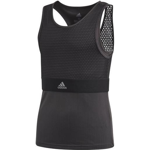 Adidas girls ny black canotta allenamento donna