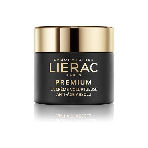 LIERAC (LABORATOIRE NATIVE IT) lierac premium la creme voluptueuse crema ricca trattamento anti-età globale viso 50ml