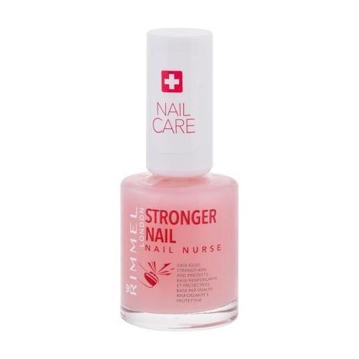 Rimmel London nail nurse stronger nail smalto rinforzante 12 ml
