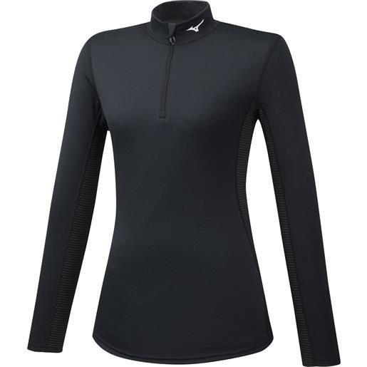 MIZUNO maglia manica lunga 1/2 zip breath thermo® donna