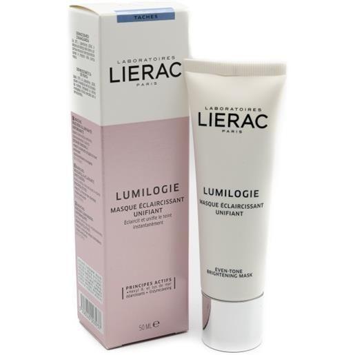 LIERAC (ALES GROUPE IT. SPA) lierac lumilogie masque 50ml
