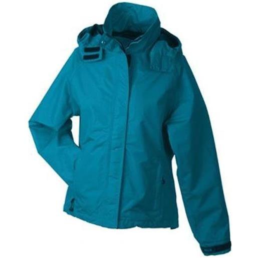 James & Nicholson giacca donna leggera outdoor james & nicholson