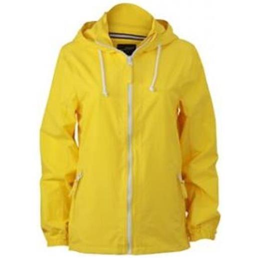 James & Nicholson giacca donna con cappuccio james & nicholson