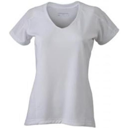James & Nicholson t-shirt donna manica corta james & nicholson