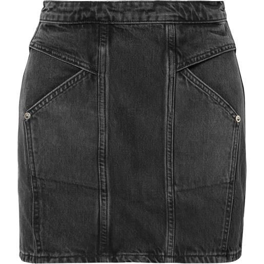 ADAPTATION - gonne jeans
