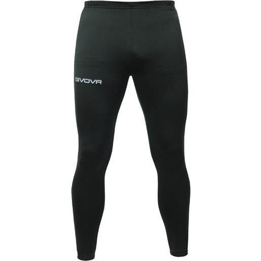 Givova new pantalone slim running givova sport uomo donna panta tuta comfort