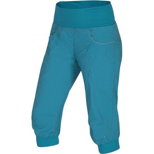 Ocun pantaloni 3/4 noya xs enamel blue