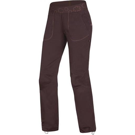 Ocun pantaloni pantera regular xs chocolate