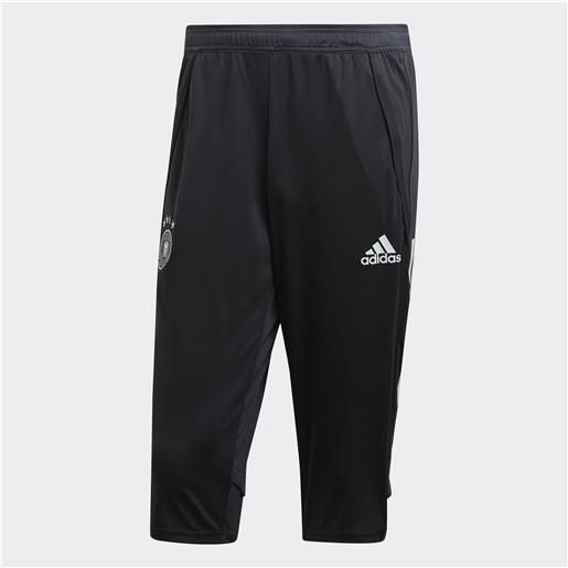 Adidas pantaloncino allenamento germania 20/22 uomo