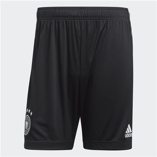 Adidas pantaloncini gara home germania 20/22 uomo