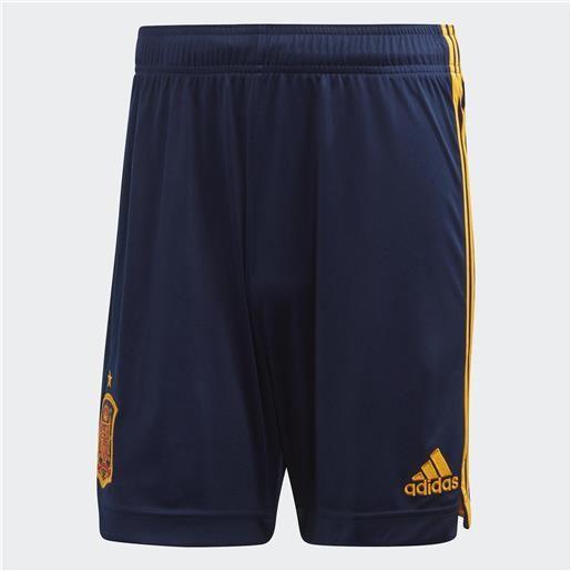 Adidas pantaloncini gara home spagna 20/22 uomo