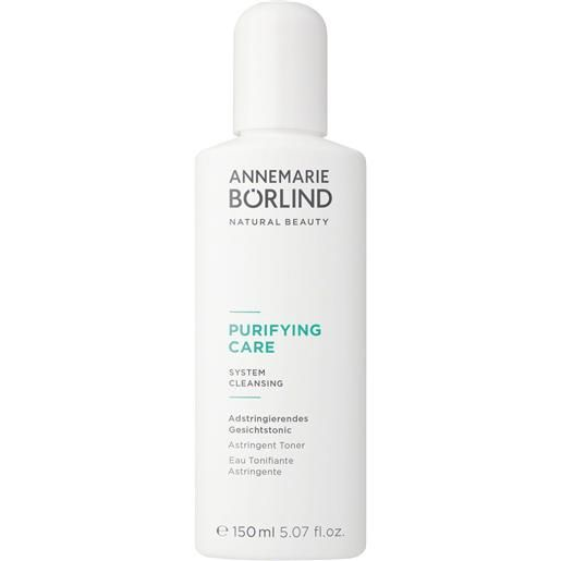 Annemarie Börlind - purifying care - astringent toner 150 ml