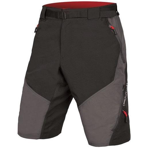 Endura hummvee ii bikeshort, per uomo, taglia m, pantaloncini mtb, abbigliamento