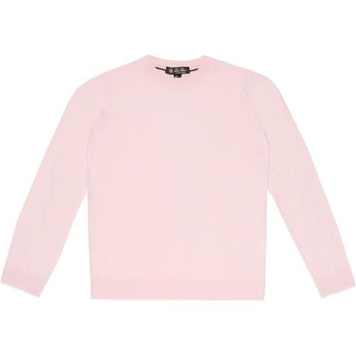 Loro Piana Kids pullover wonderful in lana